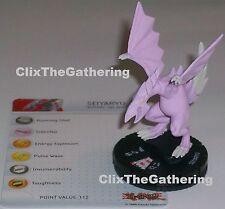 SEIYARYU 011 Yu-Gi-Oh! Series 3 HeroClix