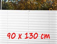 Thermo-Plisse 90 x 130cm Plissee Plise Faltrollo Jalousie Faltrollo Fensterrollo