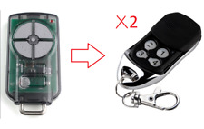 2 x PTX-5v2 ATA Garage Door Replacement Remote Control TrioCode128 PTX5v2
