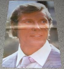 ROGER MOORE Persuaders British TV Show Poster 1971 Pace International James Bond