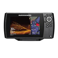 Humminbird HELIX® 7 CHIRP Mega DI Fishfinder/GPS G3N w/Transducer 411070-1
