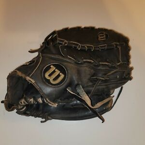 Wilson A2000 Pro Stock Outfield Glove Right Handed Thrower Dual Hinge