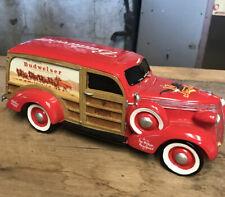 "2018 ""King Of Cool� Budweiser Woody Wagon By Hamilton"