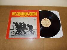 LP VINYL - THE FABULOUS JOKERS GO LATIN - CL 2003 - STEREO - BELGIUM PRESS