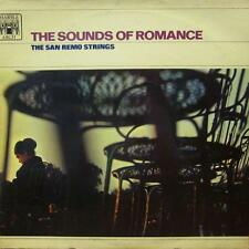 The San Remo Strings(Vinyl LP)The Sounds Of Romance-Marble Arch-MAL 642-UK-VG/NM