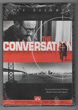 The Conversation Dvd Gene Hackman 1974 Region 1 Widescreen