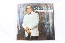 Mr. Music Mantovani Vintage Vinyl Record LP