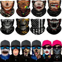 Multi-use Tube Scarf Bandana Fishing Niler Head Face Neck Gaiter Headwear Snood