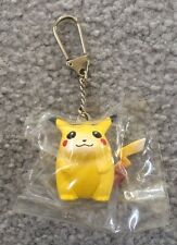 Pokemon Tomy Pikachu Keychain - New - USA SHIP
