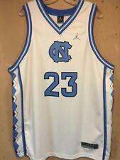 Micheal Jordan North Carolina Tar Heels 1999-2000 Rare Unc Jersey in size.Xl
