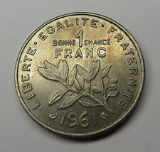France 1961 1 Franc Wine Advertising Token (Prefontaines)