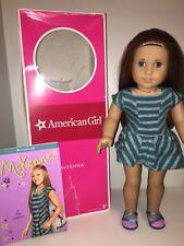 American Girl Doll of the Year McKenna GOTY 2012 w/ Box & Book