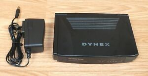 Dynes (DX-E402) 10/100m Advanced Server Control 4 Port Router With Power Supply