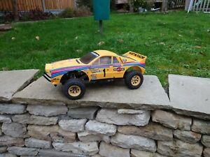 Tamiya lancia rally Vintage 1980s RC Car