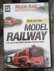PC CD Model Railway International Make Your Own 3+ Disc Trend Veriags 2004 50p