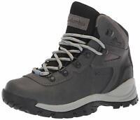 Columbia Women's Newton Ridge Plus Hiking Boot, Grey, Size 10.0 LhCw