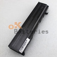Battery for Toshiba Satellite PA3465U-1BRS PABAS069 A135-S4527 M45-S169 M45-S165
