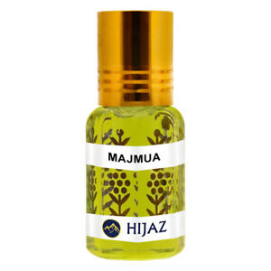 Authentic Majmua Indian Fragrance Musk Perfume Alcohol Free Scented Oil