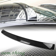 Carbon BMW 3-Series E90 Sedan 325i M3 335d A Type Roof Spoiler 318d 323i 2011