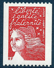 TIMBRE N° 3418 NEUF XX - MARIANNE DE LUQUET - ROULETTE