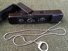 Minox C FI Back - Spy Camera - RARO