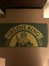 Bar Towel, Beer, Greene King, Great towel for any collector or personal bar.