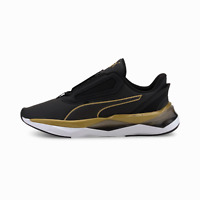 Puma Women's LQDCell Shatter XT Matte Shoes NEW AUTHENTIC Black/Gold 192956 01