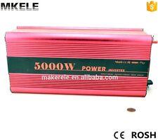 DC24V to AC220V 5000W Solar Power Inverter Pure Sine Wave Off grid