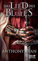 Das Lied des Blutes: Rabenschatten 1 von Ryan, Anthony   Buch   Zustand gut