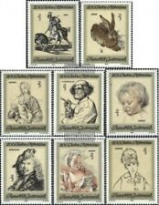 Österreich 1307-1314 (kompl.Ausg.) postfrisch 1969 Kunst