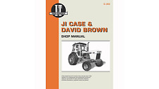 Iampt Shop Manual Ji Case Amp David Brown 1170 1175 1200 1210 1212 1270 1370 1410