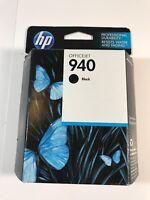 Officejet Hp Ink Cartridge Black 940 New In Box C4902aN
