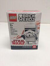 LEGO Star Wars Brickheadz STORMTROOPER (41620) BRAND NEW