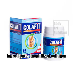 COLAFIT 60 CAPS - Strengthen Joint and Strong Bones Collagen