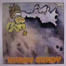 hurdy gurdy - same ( 1971 )   - re-release - LP