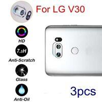 Premium Anti-Shatter  Back Camera Lens Tempered Glass Film Protector For LG V30