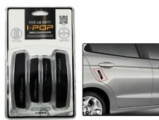 I-Pop Car Door scratch Guard Protector Black Pair of 4 Universal For All Cars