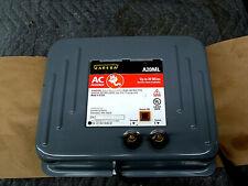 Zareba Electric Fence Controller A20ml Up To 20 Miles Open No Box