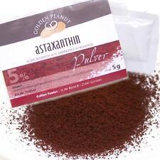 Astaxanthin Pulver Haematoccus pluvialis 5% 3 x 5 g