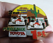 BEAU PIN'S F1 FORMULA ONE USA INDY CAR SERIES TOYOTA PHOENIX 2005 EGF MFS
