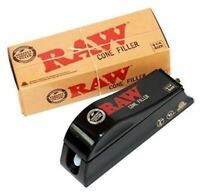 RAW Natural Rolling Papers Cone Shooter - Cone Filling Machine 1 1/4 Size