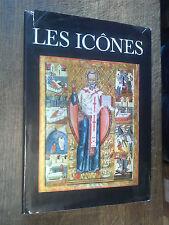 Les icones / Heinz Skrobucha