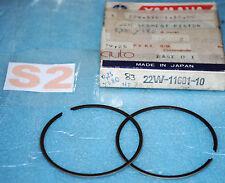 1 boite de segments +0.25 YAMAHA YZ 80 de 1983  22W-11601-10 neuf