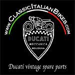Classic Italian Bikes Ducati parts