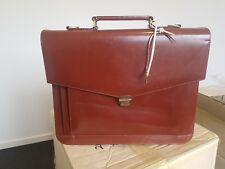 Genuine Leather File Bag