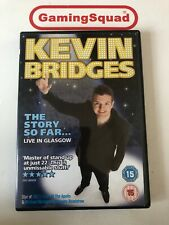 Kevin Bridges, The Story So Far DVD, Supplied by Gaming Squad