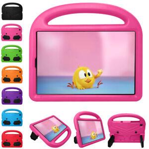 For Lenovo Tab M8 M10 FHD Plus E10 Kids Safe EVA Foam Handle Stand Case Cover