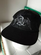 """Metallica Embroidered Hat """"Back Stage"""""""