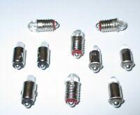 LED ´S - MS4 Socle - E5.5 Filetage - Ba5s ( Socle ) 10 Pièce Choix Libre - Neu