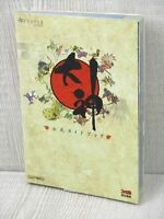 OKAMI Official Guide PS2 Book CAPCOM EB84